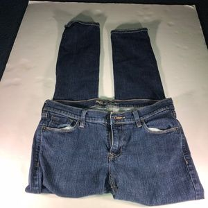 OLD NAVY Sweet Heart Jeans Size 10 womens Blue